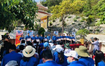 Về nguồn thăm khu tưởng niệm tàu không số C235 Ninh Vân